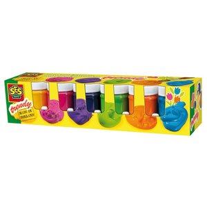 Gouachefärg för barn - 6x45ml