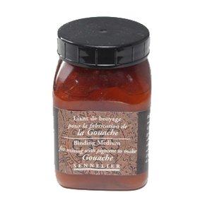 Gouachemedium Sennelier Gouache binding medium - 200 ml