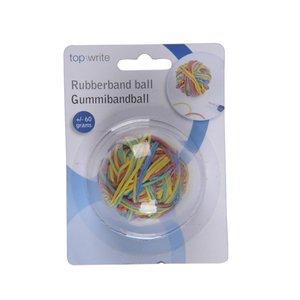 Gummibandsboll