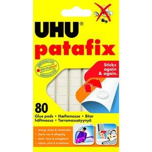 Häftmassa Patafix UHU - 80st