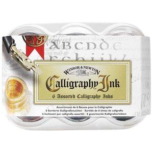 Kalligrafiset W&N 6x30 ml