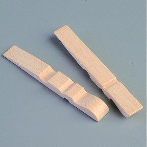 Klädnypsdelar i trä 72 mm - obehandlade