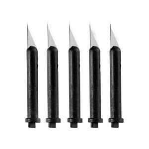 Knivblad till Skalpell Svart - 5 st