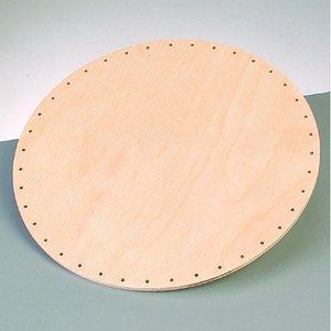 Korgbotten ø 22 cm / 4 mm - rund