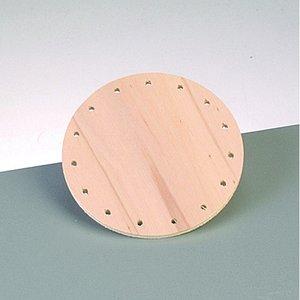 Korgbotten ø 9 cm / 4 mm - rund
