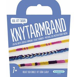 Kul Att Skapa Mini Knytarmband