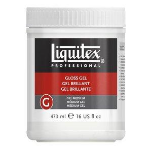 Liquitex Akrylmedium 473ml - Gloss Gel
