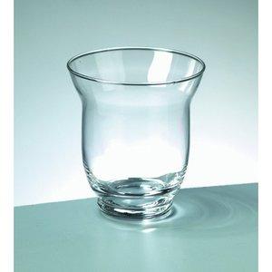 Ljuskopp glas H 8 x ø 7 cm