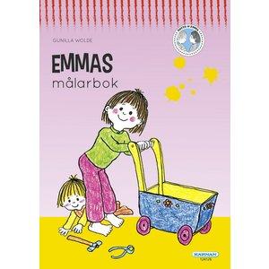 Målarbok Emma