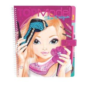 Målarbok TOPModel - Shoe Designer