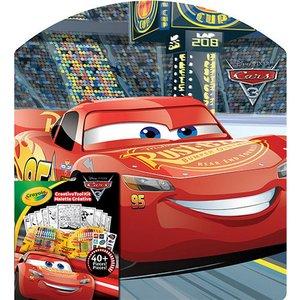 Målarkit Cars 3 Crayola - 40+ delar