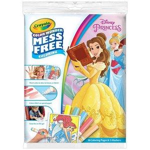 Målarkit Princess Crayola - 23 delar