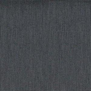 Markisväv - Melerad mörkgrå - 1 metersbit
