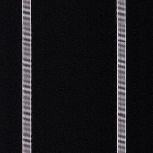 Markisväv Milano - Svart - 132 cm