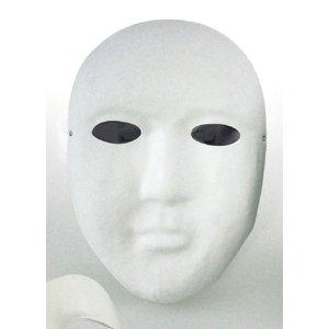 Masker 12 st 22x15 cm
