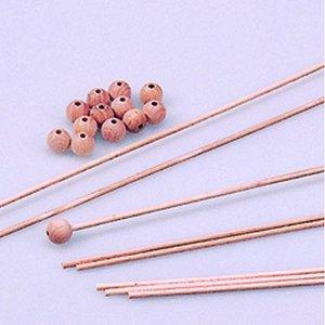 Mobilstav 15 - 30 cm - 8 delar - 16 bollar