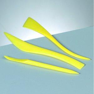 Modelleringsverktyg set 15 cm - plast