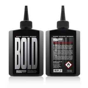 Montana Round Bold Ink - 200ml Black