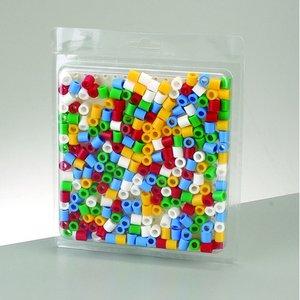 Nabbi® Maxi pärlor kit - 250 st. med pegboard