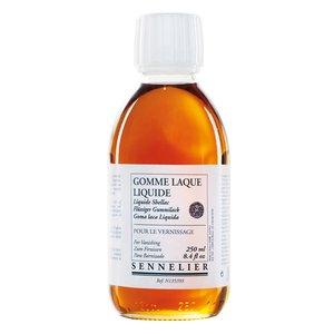 Oljemedium Sennelier 250 ml - Shellac Liquid Gum