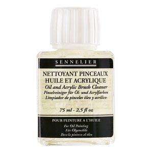 Oljemedium Sennelier 75 ml - Oil & Acrylic Brush Cleaner
