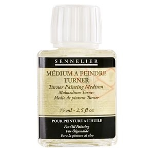 Oljemedium Sennelier 75 ml - Turner Painting Medium