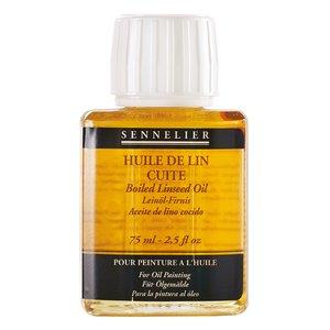 Oljemedium Sennelier - Boiled Linseed Oil