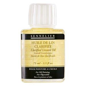 Oljemedium Sennelier - Clarified Linseed Oil