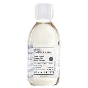 Oljemedium Sennelier - Dammar Varnish