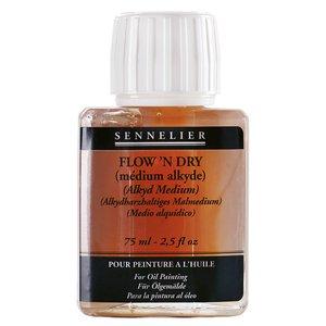 Oljemedium Sennelier - Flow'N Dry