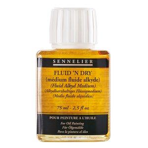 Oljemedium Sennelier - Fluid'N Dry