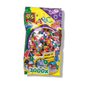 Pärlor 3000 st grundfäger