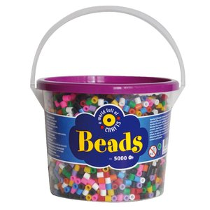 Pärlor 5000 st mixade