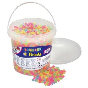 Pärlor 5000 st neonmix