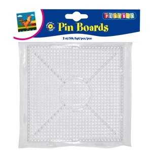 Pärlplattor i modul (2-pack)