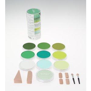 PanPastel 10 Color Sets - Greens