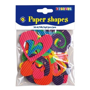 Pappersfigurer 30 st