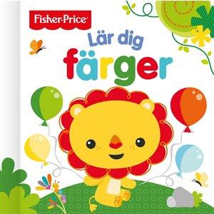 Pekbok - Fisher-Price: Lär dig färger