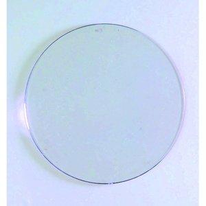 Plasthänge 100 mm - kristallklar rund