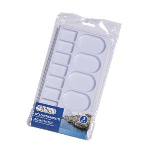 Plastpalett - 5-pack