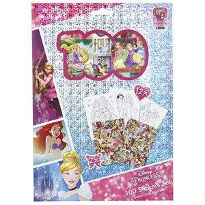 Princess Stickers Sense - 100 st