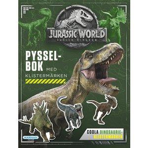 Pysselbok Jurassic World 2
