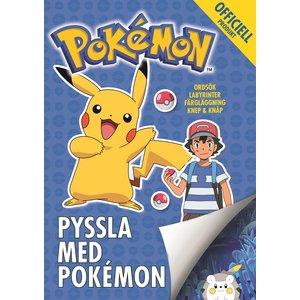 Pysselbok Pokémon: Pyssla med Pokémon