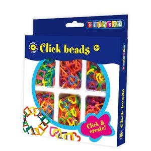 Pysselset Click Beads