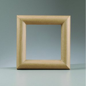 Ram i papp 29 x 29 / 20 x 20 cm (mjuk kant)