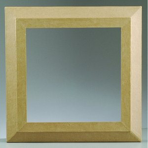 Ram i papp 52 x 52 / 40 x 40 cm