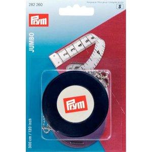 Rullmåttband Jumbo cm/inch 3m 1 st