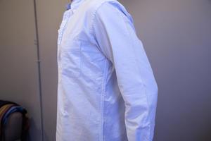 En vanlig skjorta (Inte skräddarsydd)