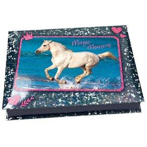 Skrivset Horses Dreams - Blå