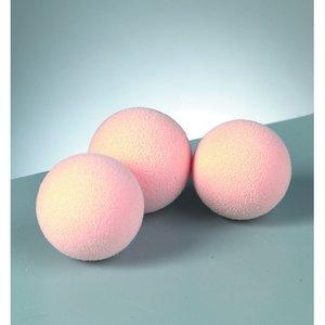 Skumgummibollar - hudfärgade